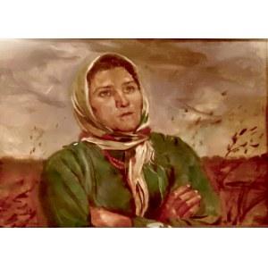 Wincenty WODZINOWSKI, ''Portret kobiety''