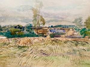 Jan Cybis,''Wieś''