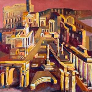 Magdalena Kurek, Forum Romanum forever