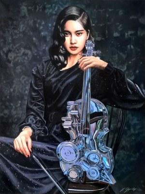 Kamila Stępniak, Violinist
