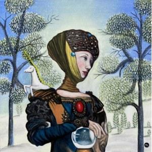 Magdalena Zalewska, Lady winter