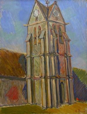 Maurice Blond (1899 Łódź - 1974 Clamart), Katedra