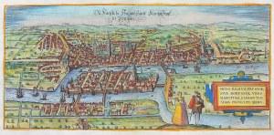 Georg Braun, Frans Hogenberg, Die Fürstliche Hauptt Statt Konigsbergk in Preussen
