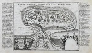Gabriel Bodenehr II (1664-1758), Kaminiek in Podolien