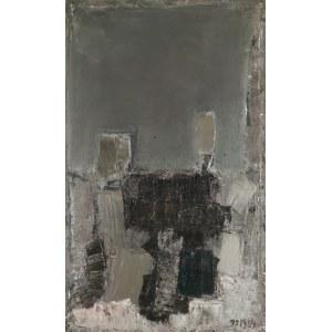 Jacek SIENICKI (1928-2000), Wnętrze z martwą naturą, 1984