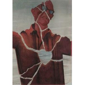 Marian (Marzyn) KONARSKI (1909-1998), Chwila pustki, 1955