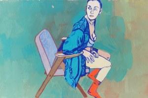 Agnieszka SANDOMIERZ (ur. 1978), Bez tytułu, 2014