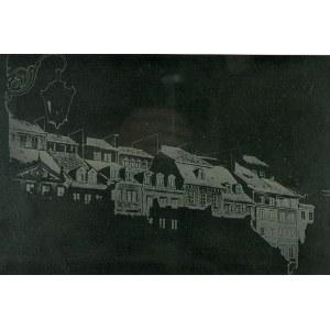 Edward HARTWIG (1909 Moskwa - 2003 Warszawa), Miasto, lata 50 XX w.