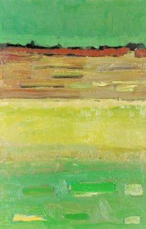 Marek BATORSKI (ur. 1967), Vision of village XXI, 2020