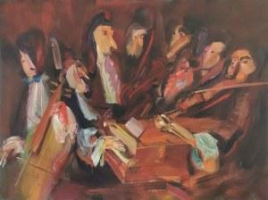 Janusz ANTOSZCZYK (ur. 1958), Koncert, 2017