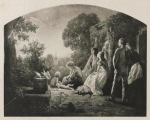 Artur GROTTGER (1837-1867), Album Grottgera - Wieczory zimowe