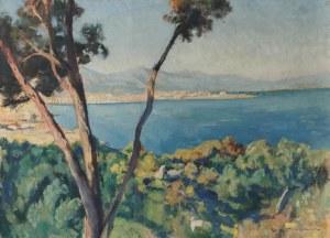 Stefan FILIPKIEWICZ (1879-1944), Pejzaż śródziemnomorski
