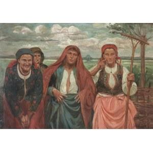 Wincenty WODZINOWSKI (1866-1940), Wiejskie kobiety
