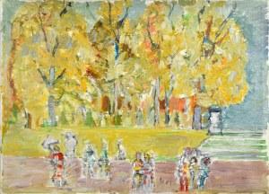 Henryk KRYCH (1905 – 1980), Jesienią