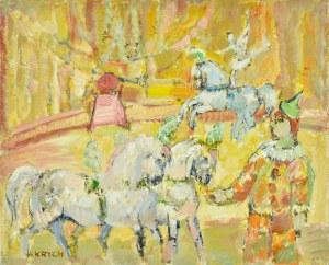 Henryk KRYCH (1905 – 1980), W cyrku