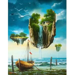 Zbigniew Hinc (ur. 1947), Szczęśliwe wyspy