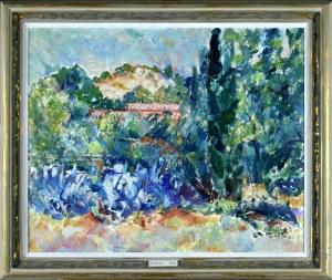 Teresa WALLIS - JONIAK (Ur. 1926), Cyprysy, 2005