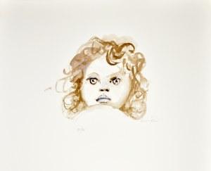 Leonor FINI (1907-1996), Głowa dziecka