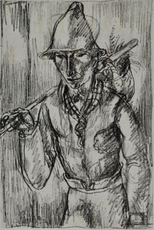 Eugeniusz ZAK (1884-1926), Wędrowiec