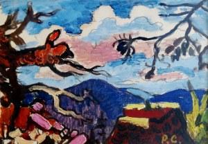 Roman SIELSKI (1903 - 1990), Pejzaż