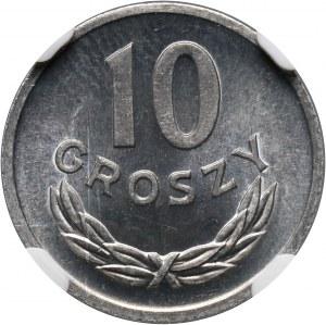 PRL, 10 groszy 1967
