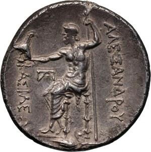 Greece, Macedonia, Alexander III, Tetradrachm 336-323 BC
