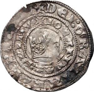 Bohemia, Johann of Luxemburg 1310-1346, Prague Groschen