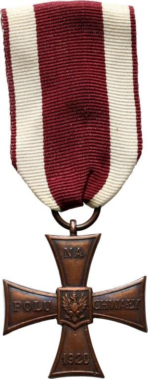 II RP, Krzyż Walecznych 1920, numer 20578