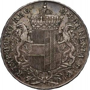 Austria, Maria Teresa, talar 1766, Günzburg