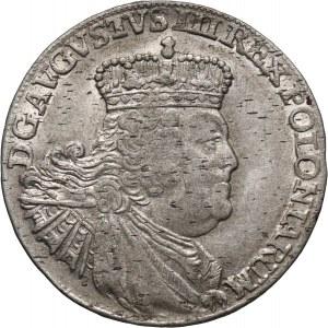 August III, szóstak 1756 EC, Lipsk