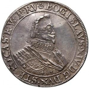 Pomorze, Bogusław XIV, talar 1629, Szczecin