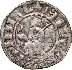 Kazimierz III Wielki 1333-1370, półgrosz, Kraków