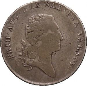 Księstwo Warszawskie, Fryderyk August I, talar 1812 IB, Warszawa