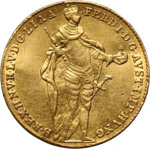 Węgry, Ferdynand I, dukat 1840, Kremnica