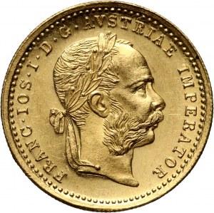 Austria, Franz Joseph I, Ducat 1875, Vienna