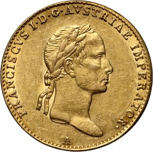Austria, Franz I, Ducat 1832 A, Vienna