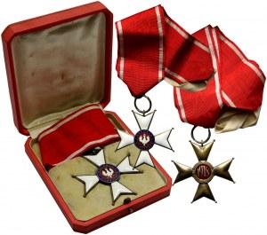 II RP, Krzyż Komandorski Orderu Odrodzenia Polski, Polonia Restituta III klasa, 1918