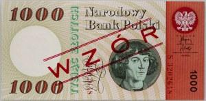 PRL, 1000 złotych 29.10.1965, seria S, WZÓR