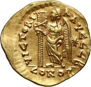 Byzantine Empire, Leo I 457–474, Solidus, Constantinople