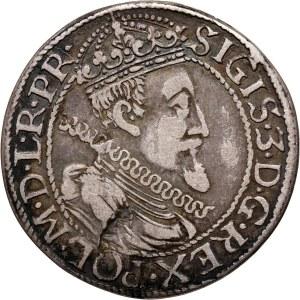 Zygmunt III Waza, ort 1612, Gdańsk