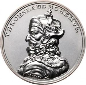 III RP, Skarby Stanisława Augusta, 50 złotych 2013, Wacław II Czeski