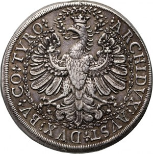 Austria, Leopold I 1657-1705, 2 talary bez daty, Hall