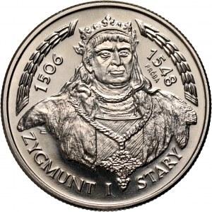 III RP, 20000 złotych 1994, Zygmunt I Stary, PRÓBA, nikiel