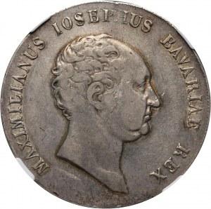 Niemcy, Bawaria, Maksymilian Józef, talar 1816, Monachium
