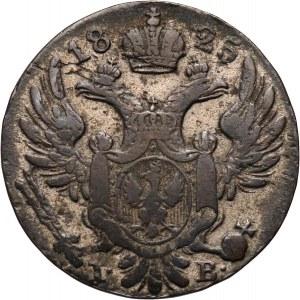 Królestwo Kongresowe, Aleksander I, 10 groszy 1825 IB, Warszawa