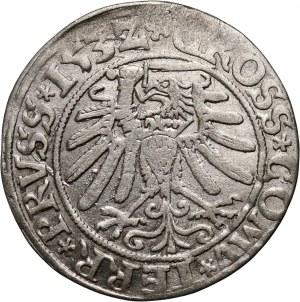 Zygmunt I Stary, grosz 1532, Toruń
