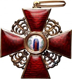 Rosja, Order Świętej Anny, II klasa