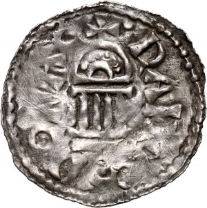 Germany, Regensburg, Henry III 1039-1056, Denar