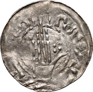 Germany, Esslingen, Henry II 1002-1024, Denar