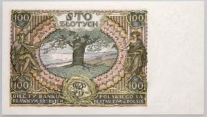 II RP, 100 złotych 9.11.1934, seria AV. znw +X+